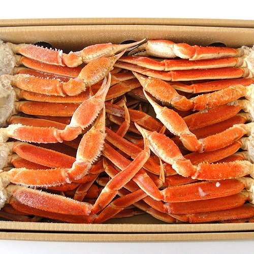 天然 本 ズワイガニ 足 3L-4Lサイズ ボイル ずわい蟹 約2kg