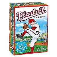 I Play Playball! Card Game by International Playthings [並行輸入品]