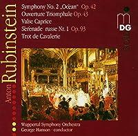 Symphony 2 / Overture Triomphale / Valse Caprice