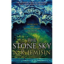 Stone Sky: The Broken Earth Bk 3