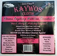 Zezo-Fiber Kaywos Cloth - 11 Cloths 【Creative Arts】 [並行輸入品]