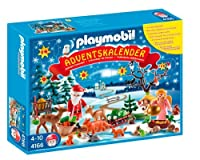 Playmobil Advent Calendar Forest Winter Wonderland [並行輸入品]