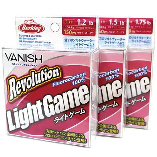 バークレイ バニッシュ レボリューション ライトゲーム