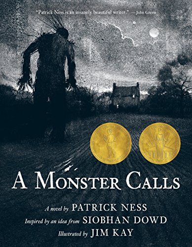 Download A Monster Calls: Inspired by an idea from Siobhan Dowd 0763660655