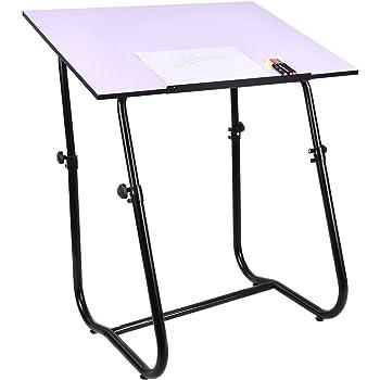 Magnificent Tangkula Adjustable Drafting Table Art Craft Drawing Desk Creativecarmelina Interior Chair Design Creativecarmelinacom