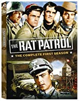 Rat Patrol: Complete First Season [DVD] [Import]