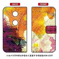 SECOND SKIN 手帳型スマートフォンケース 藤本正平 「One Ton」 / for Nexus 6/Y!mobile  YMRNX6-IJTC-401-LJA3
