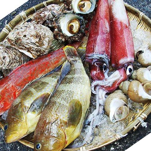 魚介類の詰め合わせセット福袋(魚介類2~3品程度入)