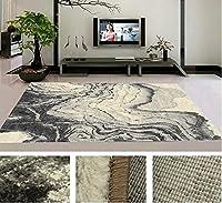 DT- 抽象的な現代のミニマリズムリビングルームのコーヒーテーブルカーペット (サイズ さいず : 1.6M*2.3M)