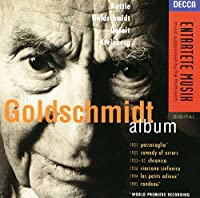 Goldschmidt;Passacaglia etc
