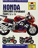 Honda CBR900RR (FireBlade) Fours '92 to '99 (Haynes Service & Repair Manual)