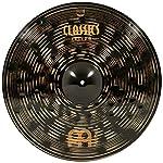 MEINL Cymbals マイネル Classics Custom Dark Series クラッシュライドシンバル 22