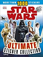Star Wars Ultimate Sticker Collection: More than 1000 Stickers