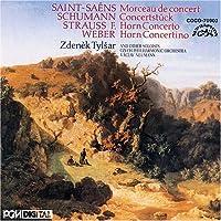 HORN CONCERTO WORKS-WEBER, SAINT-SAENS, SCHUMANN, ETC by TYLSAR (2007-12-19)