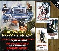 Police Box: La Mano Spietata Della Legge/Luomo Del
