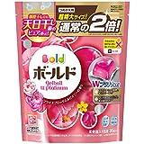 ボールド 洗濯洗剤 ジェルボール Wプラチナ プラチナブロッサム&ピオニーの香り 詰め替え 特大 705g(36個入)