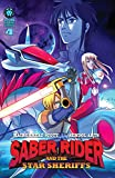 Saber Rider and the Star Sheriffs #4 (of 4) (English Edition) 画像