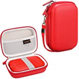 Canboc Shockproof Carrying Case Storage Travel Bag for HP Sprocket Portable Photo Printer and (2nd Edition) / Polaroid Zip Mo