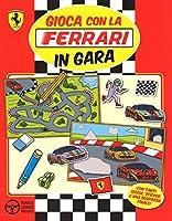 Gioca con la Ferrari in gara. Con adesivi