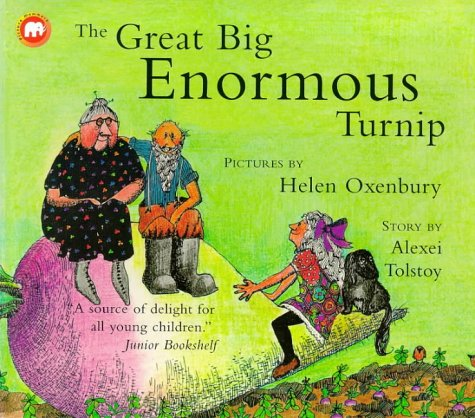 The Great Big Enormous Turnip (Picture Mammoth)の詳細を見る