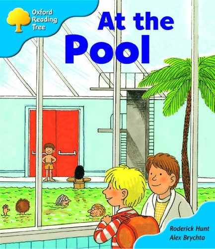 Oxford Reading Tree: Stage 3: More Storybooks: at the Pool: Pack Bの詳細を見る