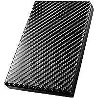 I-O DATA ポータブルハードディスク 500GB/コンパクトボディ/USB3.0/USBバスパワー/テレビ録画/家電メーカー対応/日本製/HDPT-UT500K