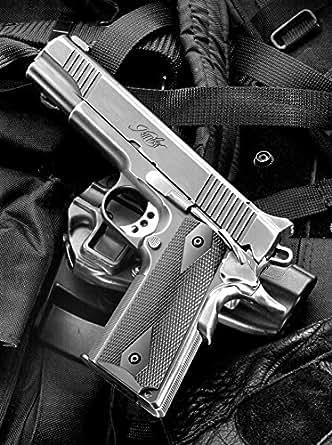 【WAスーパーリアルガン】WA キンバー〈LAPD SWATカスタムⅡ〉NEWバトルダメージver.