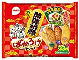 栗山米菓 ばかうけ開運アソート 33枚 ×10袋