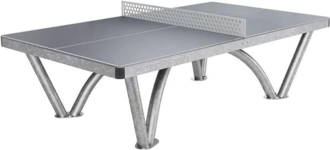 Cornilleau公園アウトドアテーブルテニステーブル–スレートカラートップ