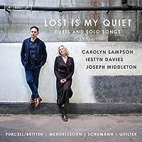 Various: Lost Is My Quiet