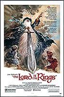 """ポスターUSA–The Lord of the Rings映画ポスター光沢仕上げ–mov148 24"""" x 36"""" (61cm x 91.5cm)"""