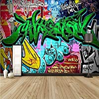 Xueshao カスタム壁紙ヨーロッパ系アメリカ人のレトロな壁紙壁画バーKtvカフェテーマ壁画テレビ背景装飾壁画-400X280Cm