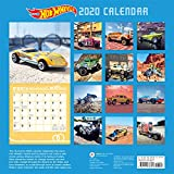 Hot Wheels 2020 Wall Calendar 画像