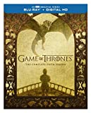Game of Thrones: Season Five [Blu-ray] [Import]