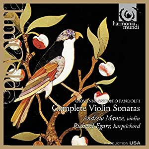 Violin Sonatas Opp. 3 & 4