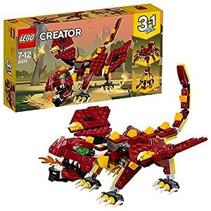 レゴ(LEGO) クリエイター 伝説の生き物 31073