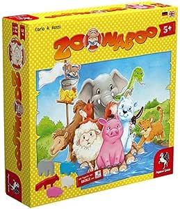 いかだ動物園 (PG66007) 【ペガサス/Pegasus Spiele】
