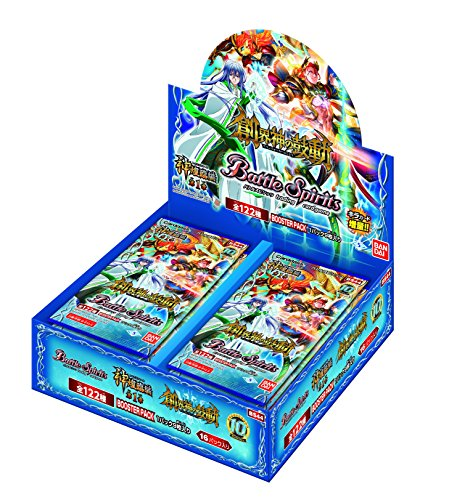 バトルスピリッツ 神煌臨編 第1章 創界神の鼓動 ブースターパック[BS44](BOX)