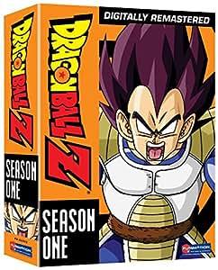 Dragon Ball Z: Season 1 - Vegeta Saga [DVD] [Import]