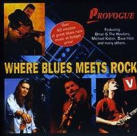 Vol. 5-Where Blues Meets Rock