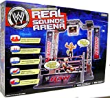 WWE Wrestling Interactive Talking Real Sounds Arena Ring