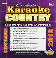 Karaoke: Country Hits Month - September 2010
