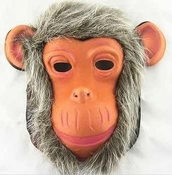 猿 の お面 仮面 マスク かぶりもの なりきり グッズ 2016年 干支 イベント や 記念撮影 パーティー ハロウィン などに!