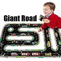 Liebeye 巨大な道路のジグソーパズルのおもちゃ 子供の教育的なギフト