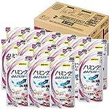 【ケース販売】ハミング Fine(ファイン) 柔軟剤 ローズガーデンの香り 詰め替え 480ml×15個