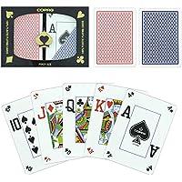 Copag Poker Peekインデックス100 %プラスチックカード – 2 Deck Set 。