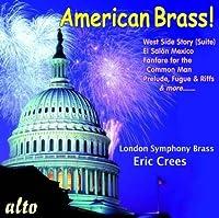 American Brass! by London Symphony Brass (2013-03-26)