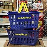 グッドイヤー(GOODYEAR) マーケットバスケット サイズL 2個セット_SB-003L2P-SHO