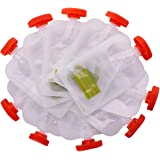 50pc Liquid Storage Bags Infant Baby Feeding Squeeze Toddler
