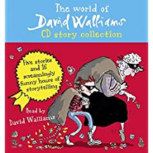 The World Of David Walliams CD Story Collection - By David Walliams , Read by Matt Lucas